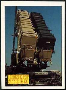 C959 Raytheon Hawk Missile #84 Desert Storm 1991 Merlin Sticker