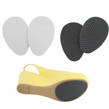 3 Pairs Self-Adhesive Anti-Slip Stick Shoe Grip Pads Rubber Sole Protector YS7