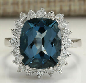 6-46-Carat-Natural-Topaz-14K-White-Gold-Diamond-Ring