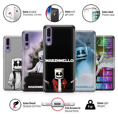 DJ Marshmello Pop Electronic Music Phone Case Cover for Huawei   eBay