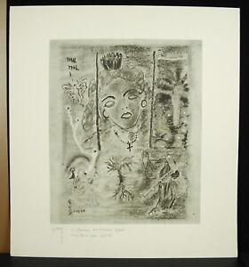 C-Z-Roy-034-Semana-Santa-IN-El-On-034-Robert-Altmann-1976-Num-2-115-Print-Original