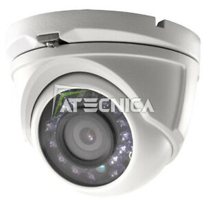 Video Camera Minidome Optics Fixed 2.8 MM 4in1 Safire DM942IB-F4N1 1080p Ir 20mt