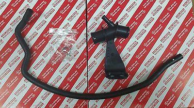 Hose 16577-22H02 New Toyota 09-17 Corolla 09-13 Matrix Radiator Connector Pipe
