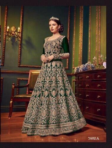 Indian anarkali salwar kameez suits designer pakistani ethnic partywear dresses