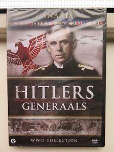 Hitler-039-s-Generaals-Canaris-De-Meesterspion-DVD-in-seal