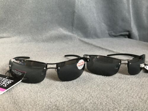 UV400 Max Block 100/% Protection X2 Pairs FOSTER GRANTS  /'Dynamite/' Sunglasses