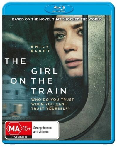 1 of 1 - The Girl On The Train (Blu-ray, 2017) New & Sealed