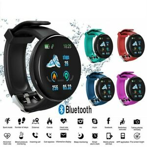 Smart Watch Band Sport Fitness Activity Tracker For  adult,kids iOS Android UK