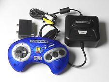 Sega Mega Drive Mini mit 6 Spielen (Sonic, Flicky, Golden Axe, Mean Bean usw.)