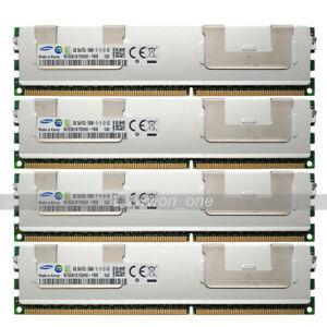 Samsung-32GB-4x8GB-2RX4-PC3L-12800R-DDR3-1600MHz-240Pin-ECC-REG-Server-Memory