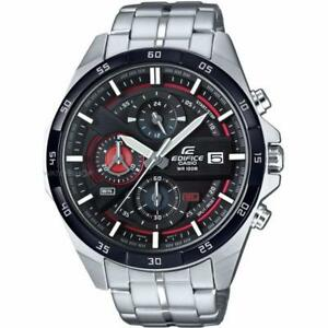 CASIO-EDIFICE-CHRONOGRAPH-EFR556DB-1A-EFR-556DB-1A-STEEL-BAND-BLACK-x-RED-DIAL