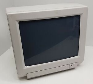 Philips Amber Monochrome monitor 7BM723 /00T Vintage CRT SignalIn Tested&Working