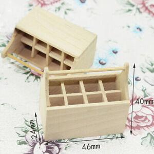 1Pc 1:12 Dollhouse Miniature Cute Trojan Horse Doll House Accessories Decor