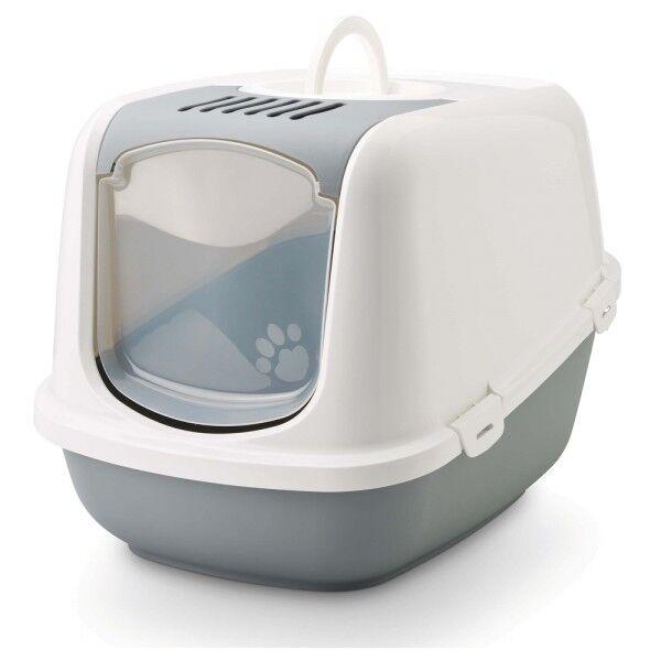 Maison de toilette chat Jumbo XXL   66 x 48,5 x 46,50 cm.