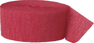 4-PACK-OF-CHRISTMAS-RED-CREPE-STREAMER-DECORATIONS-4-x-81FT