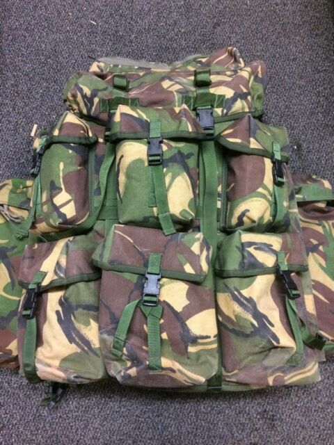DPM Air Assault pack / Bergen  special forces Genuine British Army issue