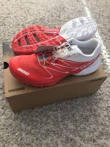 the best attitude 81266 fd4d7 Details about Salomon Sense 3 Ultra Trail Running Shoe, Uk 8, Europe 42,  USA 8.5, BNIB