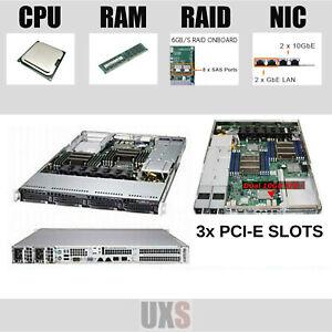 Build-1U-Server-X9DRW-7TPF-to-2-7Ghz-12-Core-512GB-RAM-BCM57810S-2x-10GB-SFP