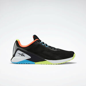 Reebok Classiques Hommes Nano X1 Polyvalent Entraînement Chaussures Noir