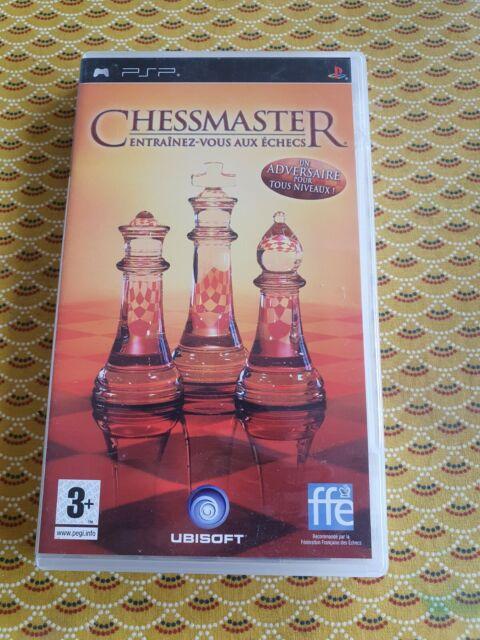 Chessmaster Sony PSP Pal VF bon état