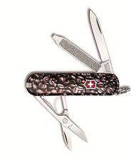 Victorinox Swiss Army Key Chain Knife Classic Ltd Ed - Coffee Bean - Free Ship