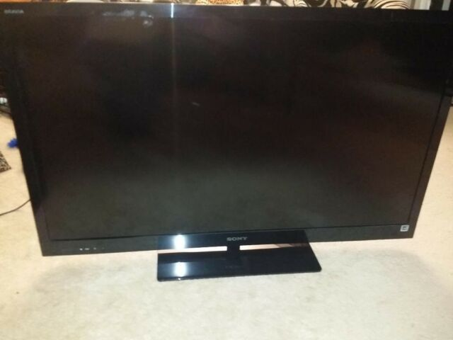 Sony BRAVIA KDL46EX720 46-Inch 1080p 3D LED HDTV not working perfect  condition