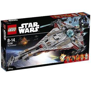 Lego® Star Wars ™ 75186 La pointe de flèche neuve Ovp Misb