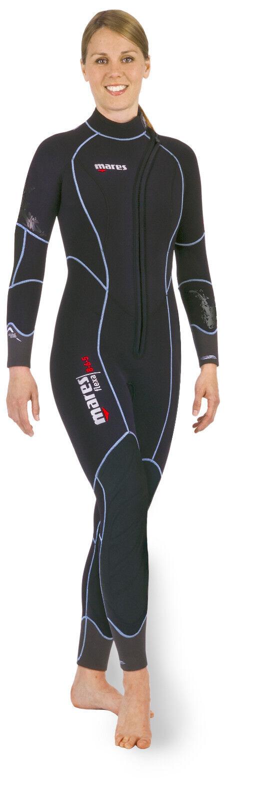 Mares FLEXA 8-6-5 Full She Dives Scuba Women's Wetsuit