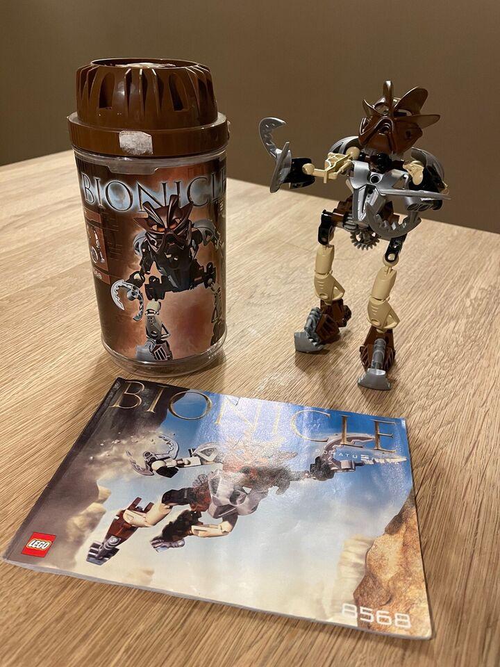 Lego Bionicle, 3 figurer, der kan ændres til 1 stor