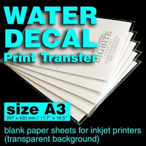 Blank-Water-Decal-Paper-Sheets-A3-for-inkjet-print-transfers-DIY-projects