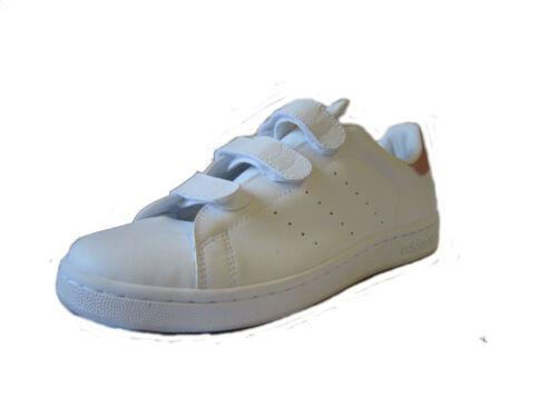 Scarpe Bambina Rosa Rip bianco Smith Nastro Da Syn Ginnastica Adidas vqq6An5