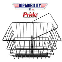 Pride Mobility Scooter Rear Basket Center Support + Holding Pin - Accbskt1010
