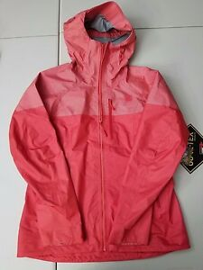 New-The-North-Face-Fuseform-Progressor-Goretex-Shell-Women-039-s-Jacket-449-Size-M