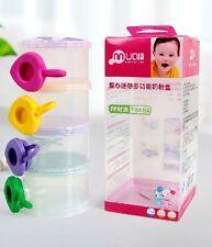 Latte E Snack Cibo Immagazzinamento Contenitori o vasi svezzamento del bambino e Toddlers