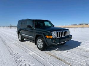 2006 Jeep Commander Hemi, low km!