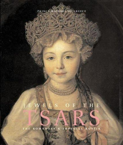 Jewels of the Tsars : The Romanovs and Imperial Russia, beautiful book  was $55