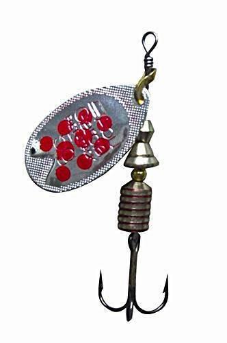 Abu Garcia Spinner Fast Attack verschiedene Größen und Farben