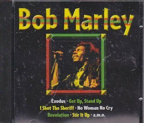 Bob Marley Same (#fnm3326)  [CD]