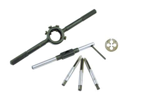 M9204 Tap Wrench /& Die Holder to Suit 3 BA 3 Piece Tap Taps Set 3 BA Die