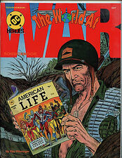 The World At War RPG  #257 DC Heros Mayfair 1991 FS New H28