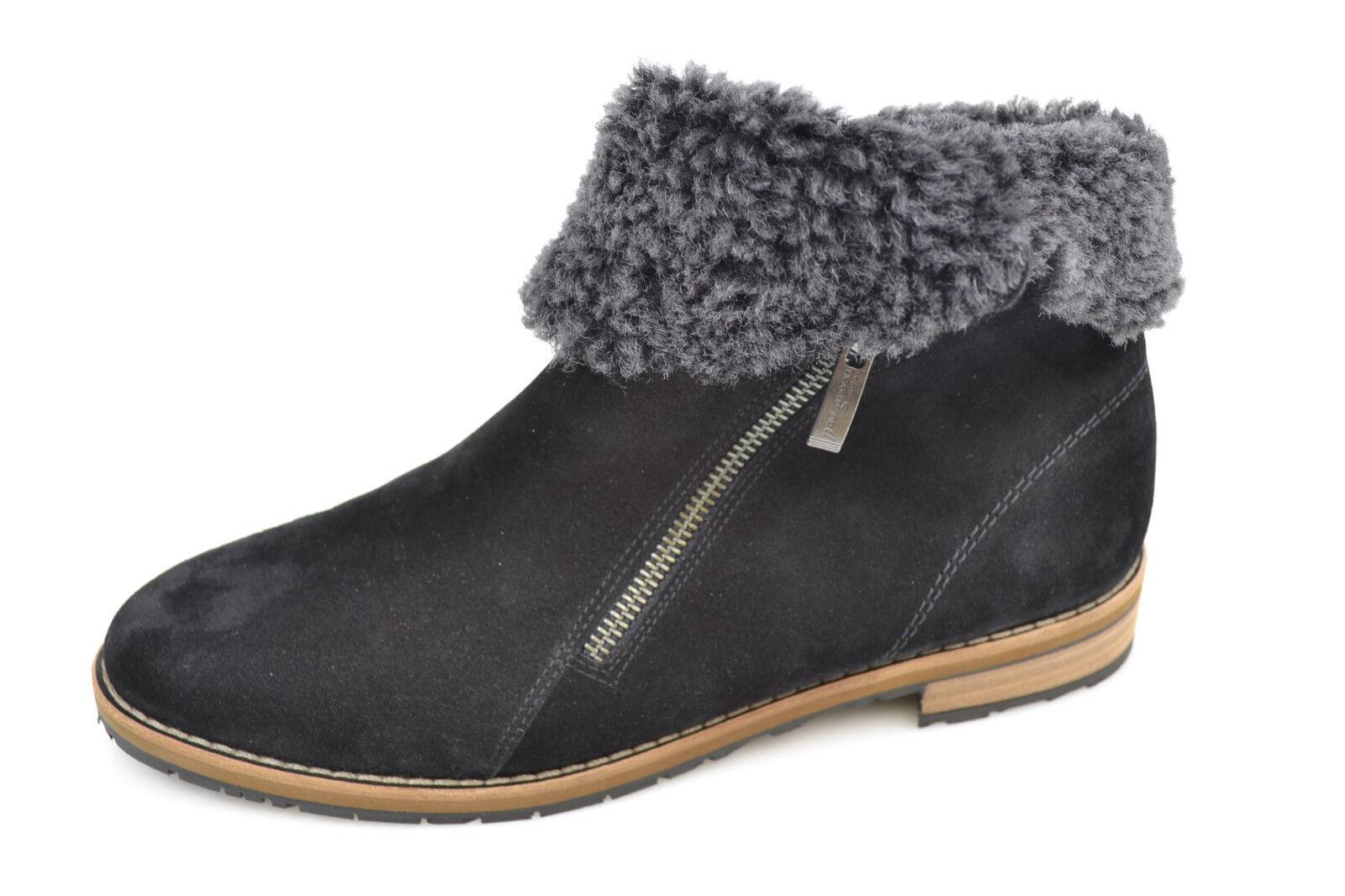 Paul Grün Stiefelette Damen Winter Stiefel Stiefel warm Schuhe Stiefelette Grün blau NEU ROTUZIERT 1d6619