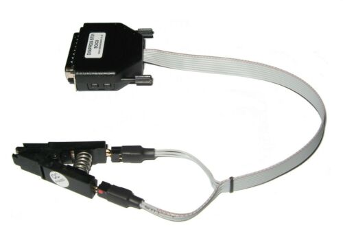 DIGIPROG III ST01 SOIC 8 TEST CLIP ISP CABLE DIGI PROG 3 ST01 ClipUK stock!