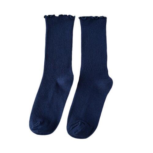 Cute Cotton Women Lace Elastic Short Socks Winter Casual Socks Beautiful Gift