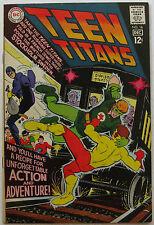 Teen Titans #18 (Nov-Dec 1968, DC), VFN-NM, Starfire (Russian superhero) app.