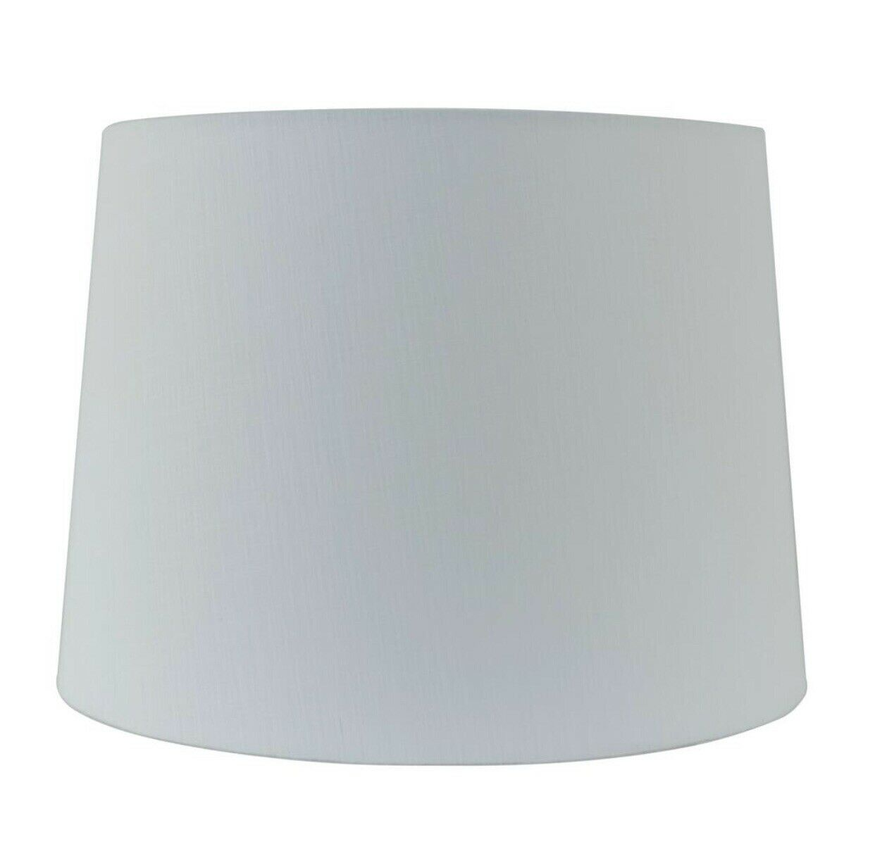 White Linen Hardback Empire Lamp Shade For Sale Online Ebay