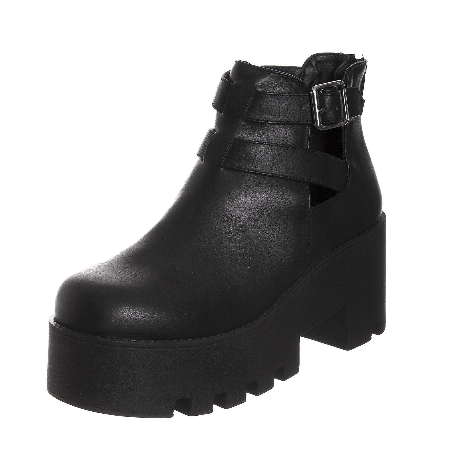 Lipstick scarpe stivaletto Puffy-3 nero nero | Aspetto estetico  | Uomo/Donna Scarpa