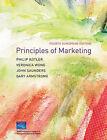 Principles of Marketing: European Edition by Veronica Wong, Gary Armstrong, Philip Kotler, John A. Saunders (Paperback, 2004)