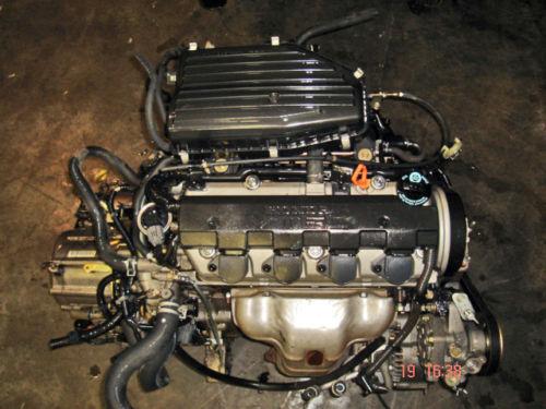 2003 Honda Civic Ex Engine Type