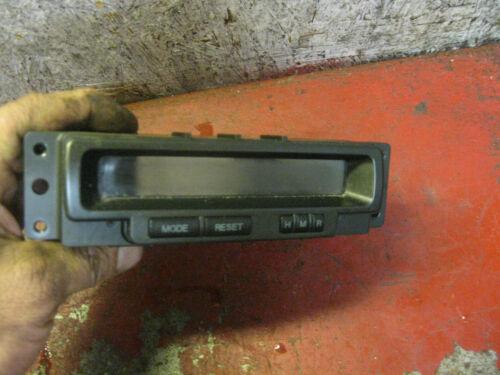 03 05 04 Hyundai xg350 oem dash mounted digital clock info display 95710-39011