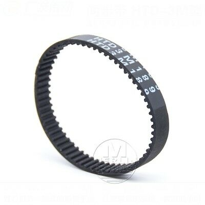 360-5M-09 HTD Timing Belt 360 mm Long 9mm wide /& 5mm Pitch